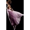 Girl Vintage Purple People - Pessoas -