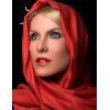 Girl Vintage Red People - People -