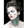 Girl Vintage Colorful People - Persone -
