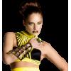 Girl Vintage Yellow People - Ljudi (osobe) -