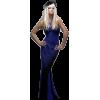 Girl People Blue - People -