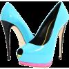 Giuseppe Zanotti Pumps - 厚底鞋 -