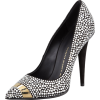 Giuseppe Zanotti Ester Crystallized Poin - Classic shoes & Pumps -