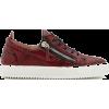 Giuseppe Zanotti Gail Python - Sneakers -
