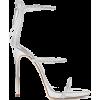 Giuseppe Zanotti metallic sandals - サンダル - $945.00  ~ ¥106,358