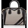 Givenchy Antigona Small Leather And Line - Torbice -