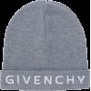 Givenchy - Logo beanie - Klobuki -