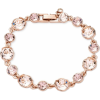 Givenchy Pink and Rose Gold Bracelet - Zapestnice -
