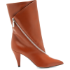 Givenchy Show Zip Leather boot - Buty wysokie -