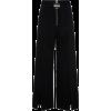 Givenchy Zip-Detai - Spodnie Capri -