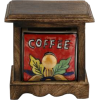 Glenloft coffee apothecarystoragewayfair - Furniture -