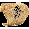 Gold String Bracelet Bracelets Gold - Narukvice -