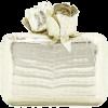 Gold Box Clutch | Neiman Marcus - Borse con fibbia -
