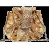 Gold Clutch - Clutch bags -