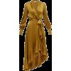 Gold Dress - sukienki -