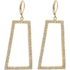 Gold Earrings - Earrings -
