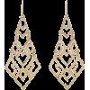 Gold Earrings - Earrings -