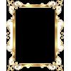 Gold Frame - Frames -