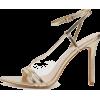 Gold Heel - Sandały -