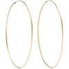 Gold Hoops - Earrings -