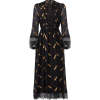 Gold Leaf Printed Maxi by The Kooples - Dresses -