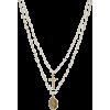 Gold. Necklaces - Necklaces -