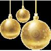 Gold Ornaments - Articoli -