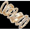 Gold. Rings - Rings -