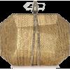 Gold - Clutch bags -