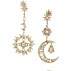 Gold - Earrings -