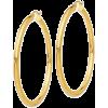 Gold - Ohrringe -