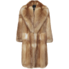 Gold - Jacket - coats -