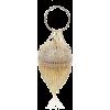 Gold clutch bag spherical - Clutch bags -