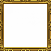 Golden Frame - Frames -