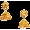Golden jewelry - Aretes -