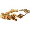 Gold flower crown - Cappelli -