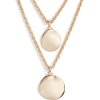 Gold jewelry0964 - Necklaces -