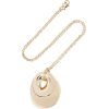 Gold-tone necklace - Necklaces -