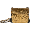 Gold tree of life embossed bag Zara - Potovalne torbe -