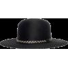 Goorin Brave + Royal Fedora Hat - Hat -