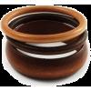 Drvene narukvice - Bracelets -