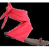 crvene sandalice - Sandals -