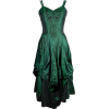 Gothic dress green - Uncategorized -