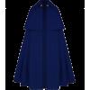 Gothic faux fur cape - Jacket - coats - $88.45