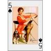 Pin Up Card - Przedmioty -