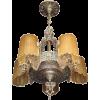 Grande Dame Of American Art Déco light - Furniture -