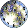 Grape clock - Food -