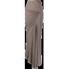Gray Maxi Skirt - Saias -