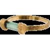 Green Tourmaline Ring - Pierścionki -