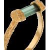 Green Tourmaline Ring - Rings -